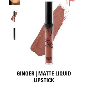 *NEW* Kylie Cosmetics GINGER Lipstick AUTH